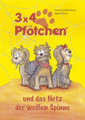 3x4 Pfötchen und das Netz der weißen Spinne